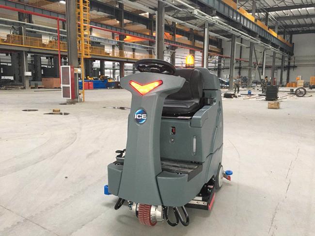 洛阳工厂车间用驾驶式洗地机